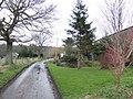 Lane by Sweethaws Farm - geograph.org.uk - 335550.jpg