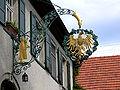 Langenargen-Oberdorf Gasthof Adler Schild.jpg