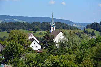 Langnau am Albis - Image: Langnau albis
