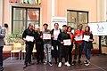 Las dos primeras promociones de 'La Quinta Cocina' reciben sus diplomas en hostelería 01.jpg
