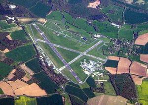 Lasham Airfield - Image: Lasham Airfield