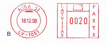 Latvia stamp type EF1B.jpg