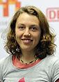 Laura Dahlmeier bei der Olympia-Einkleidung Erding 2014 (Martin Rulsch) 03.jpg
