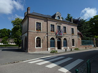 Le Bosc-du-Theil Commune in Normandy, France