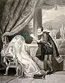 Le Tasse lit à la princesse Léonore l'épisode d'Olinde et de Sophronie-Jean-Pierre Jazet-MBA Lyon 2014.jpeg