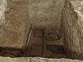 Le baptistère de l'église St Joseph à Nazareth en Israël..JPG