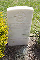 Leading Aircraftman H N Slapp gravestone in the Wagga Wagga War Cemetery.jpg