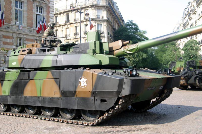 سوريا تملك ثاني عدد دبابات ت80 بعد روسيا - صفحة 2 800px-Leclerc-IMG_1738