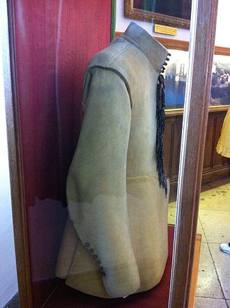 Thomas Fairfax - Doublet worn by Fairfax at the Battle of Maidstone in 1648
