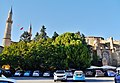 Lefkoşa Selimiye-Moschee (Sophienkathedrale) Südseite.jpg