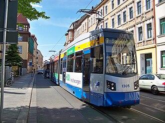 Leipziger Verkehrsbetriebe - Built by LVB: The Leoliner