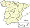 Leon, Spain location.png