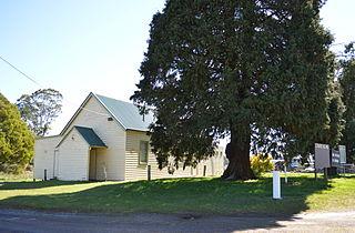 Leonards Hill, Victoria Town in Victoria, Australia