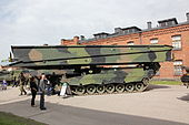 Leopard 2L Lippujuhlan päivä 2014 1.JPG