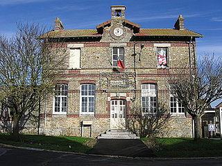 Les Chapelles-Bourbon Commune in Île-de-France, France