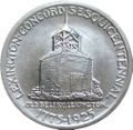 Lexington-concord sesquicentennial half dollar commemorative reverse.jpg