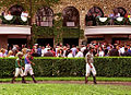 "Lexington Kentucky - Keeneland Race Track ""Jockey in Gray - Robby Albarado"" (2145730572) (2).jpg"