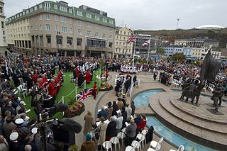 Liberation Day (Channel Islands) public holiday in Jersey