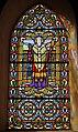 Lieuron (35) Église Saint-Melaine - Intérieur - Vitrail - 06.jpg