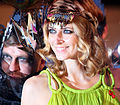 Life Ball 2013 - magenta carpet Eva Padberg 01.jpg