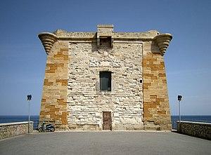 Ligny Tower - Image: Ligny Tower Trapani