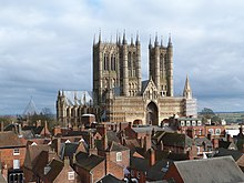 Lincoln Cathedral viewed from Lincoln Castle.jpg