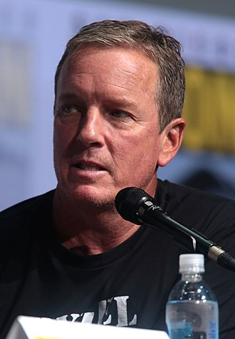 Linden Ashby - Ashby at the 2017 San Diego Comic-Con