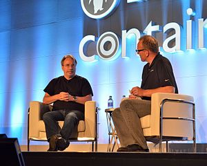 Linux Foundation - Linus Torvalds at LinuxCon North America 2016