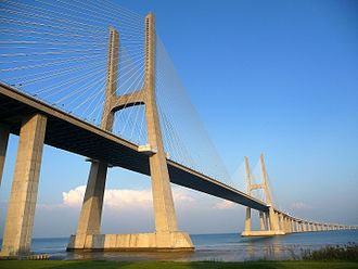 Vasco da Gama Bridge - Vasco da Gama Bridge