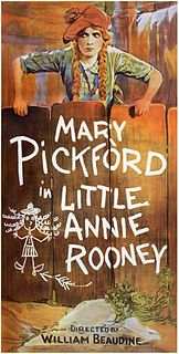 <i>Little Annie Rooney</i> (1925 film) 1925 film directed by William Beaudine