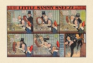 Little Sammy Sneeze - Image: Little Sammy Sneeze 1904 09 18