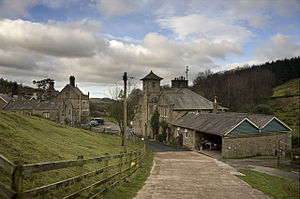 Littledale Hall - Image: Littledale Hall