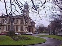 Llanelli Town Hall (Recreated) - geograph.org.uk - 307459.jpg