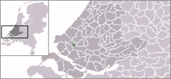 Location of Rozenburg