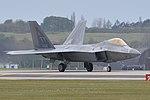 Lockheed Martin F-22A Raptor '05-106 TY' (25293778439).jpg
