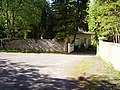 Lodge, Press Castle - geograph.org.uk - 176020.jpg