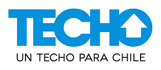 TECHO - Image: Logo TECHO Chile