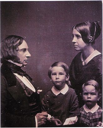 Southworth & Hawes - Image: Longfellow Family