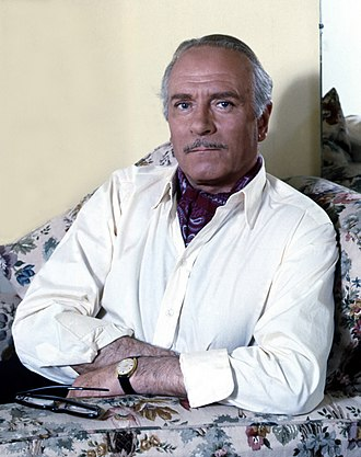 Laurence Olivier on stage and screen - Olivier in 1973