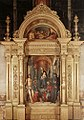 Lorenzo Costa - Madonna and Saints - WGA05422.jpg