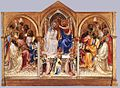 Lorenzo Monaco - Coronation of the Virgin and Adoring Saints - WGA13591.jpg