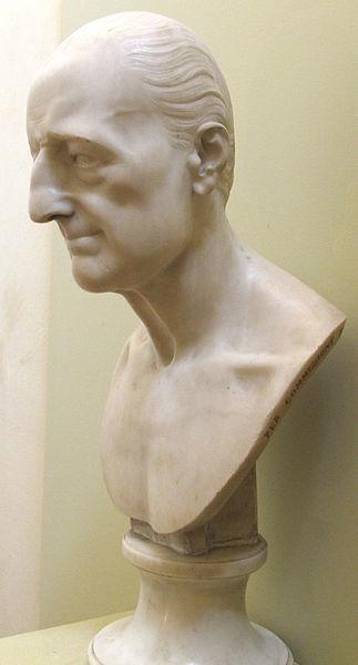 File:Lorenzo bartolini, ritratto di vittorio fossombroni, 1843, 01.JPG