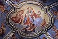 Lorenzo lippi, incoronazione della vergine e angeli, 1642-43, 02.JPG