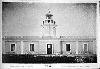 Faro Los Morrillos de Cabo Rojo - Image: Los Morrillos light