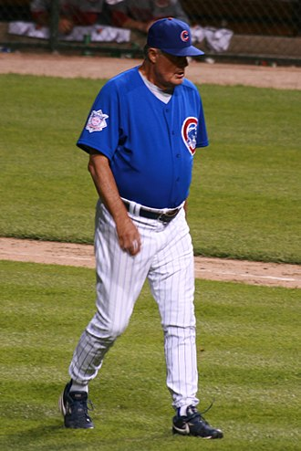 Major League Baseball Manager of the Year Award - Lou Piniella won the 2008 National League Manager of the Year Award, and won twice in the American League.
