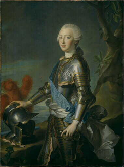 Louis Joseph de Bourbon, Prince of Condé by Nattier.png