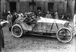 1914 French Grand Prix - Louis Wagner