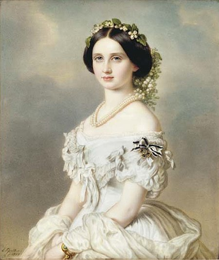 Fișier:Louise of Prussia, grand duchess of Baden.jpg