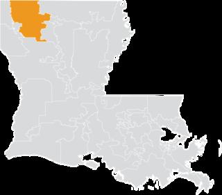 Louisianas 36th State Senate district American legislative district