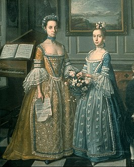 1750 1775 In Western Fashion Wikipedia